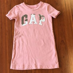 Gap Girls T-Shirt Dress